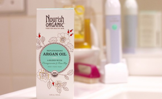 Nourish Organic Argan Oil